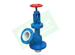 Lined Flush Bottom Valve