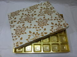 Paperboard Chocolate Box