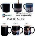 Printing 11 Oz Photo Color Changing Coffee Mug