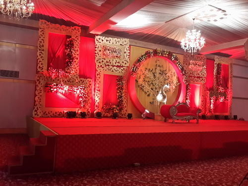 Wedding decoration wedding planning in nand puri 22 godam jaipur wedding decoration junglespirit Images