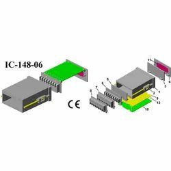 Digital Panel Meter Enclosure Din 96x48x110