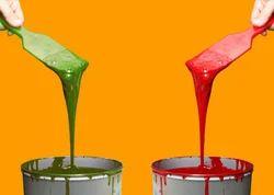 HDPE Woven Sack Fabrics Printing Inks