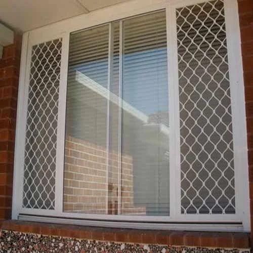 Aluminum Grill Window Size Standard Quot 5 4 4 4 Rs 175