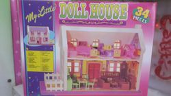 Doll House Toy Set At Rs 400 Piece S Doll Houses Id 10517611348