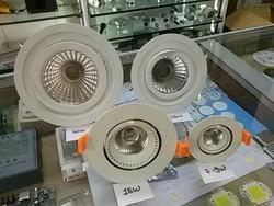 White PVC Zoom Fitting Light, For Decoration
