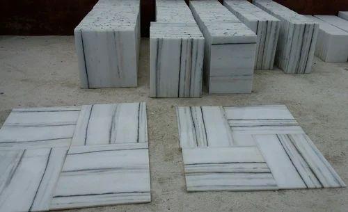 Makrana Albeta Tiles At Rs 185 Feet संगमरमर की टाइल्स