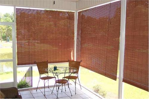 Outdoor Blinds At Rs 45 Onwards Exterior Blind Weather Blinds