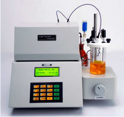 Karl Fisher Titrator - Veego Matic MD