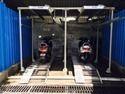Twin Bike Washing System
