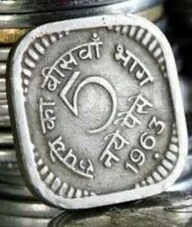 Zink Rare Coin