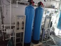Semi-automatic Frp 2000 Lph Ro Plant, 2000-3000 (liter/hour), Industrial Ro Plant