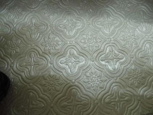 Handmade Papers For Wedding Cards Quatrefoil Pattern