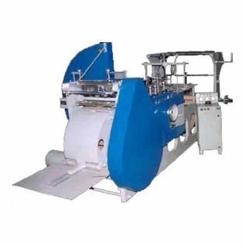 Paper Carry Bag Making Machine