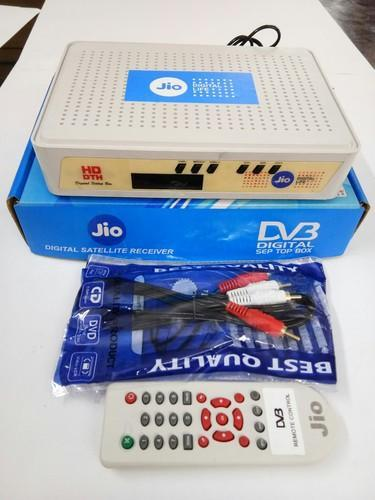 Dish TV And Videocon Jio Set Top Box, Size: Standard | ID: 17679402848