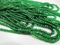 Emerald Fancy Beads