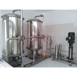 Juice And Soft Drink Making Plant