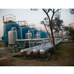 Automatic Water Filtration Plant