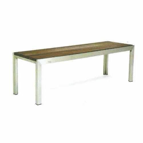Groovy Plain Wooden Garden Bench Garden Benches Dasak Nashik Uwap Interior Chair Design Uwaporg