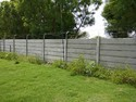 RCC Fencing Compound Wall