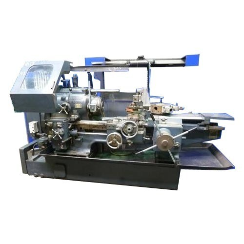 Hollow Spindle Lathe Machine