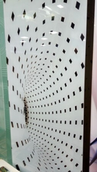 Designer Wall Glass