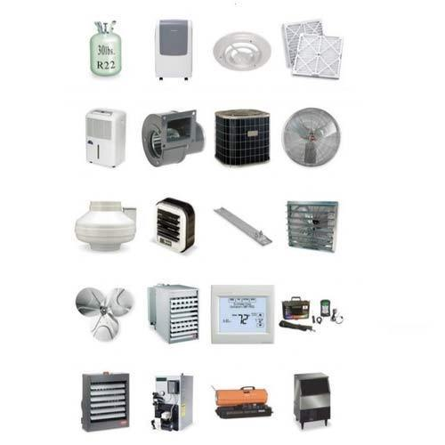 Ac Spare Parts Central Ac Spare Part Wholesale Trader