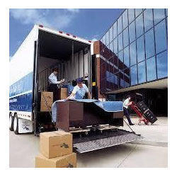 Industrial Goods Moving Service