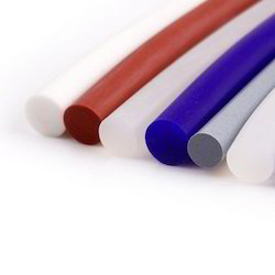 Red, White and Blue Silicone Rubber Cord
