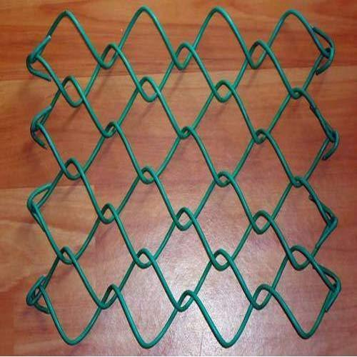 Pvc Coated Chain Link Fencing Size 2 Inch To 4 Inch For