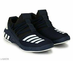 Blue Shoes, Size: 9 and 8