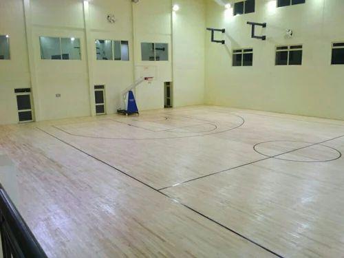 Maple Sports Flooring