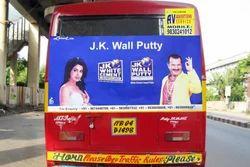 AC Bus Pannel Advertising