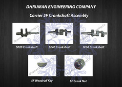 Carrier 5F Crankshaft Assembly