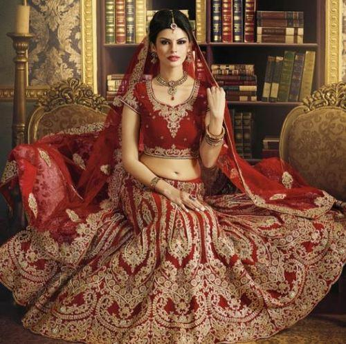 Product Image Read More Bridal Lengha