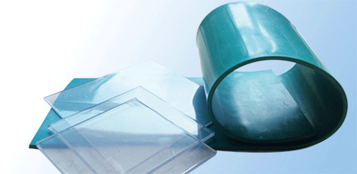 Clear View PVC Soft Transparent Sheet