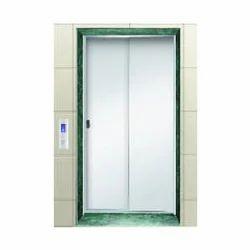 MS Telescopic  elevator Door