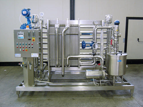 Milk Pasteurisation Plant Manufacturer From Pune