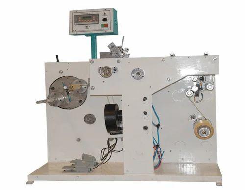 R.K. TR-320 Turret Slitting Rewinding Machine, स्लिटिंग रिवाइंडिंग मशीन -  R. K. Label Printing Machinery Private Limited, Ahmedabad   ID: 12639850488