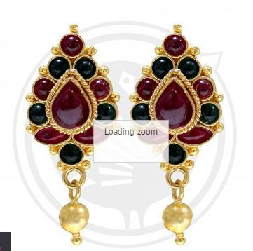 chain best quartz stud hanging earrings product long stone rose drop selling detail