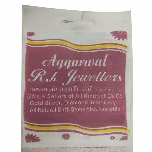 ad3a34977e Multi Colour Printed D-Cut Non Woven Bags