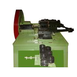 Spring Washer Making Machine