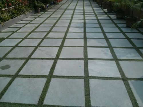 Kota Blue Polished Stone, For Flooring, Thickness: 0-35 Mm ...