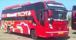 52 Seater AC Bus Travels Services