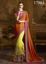 Wedding Embroidery Saree