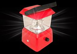 LED Solar Gate Hanging Lantern