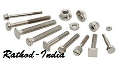 Nickel Plated Brass Bolts