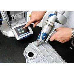Faro Arm Laser Scanning Service