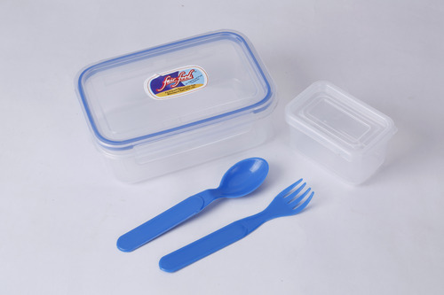 Fair Food Leak Proof Plastic Lunch Box 500 Ml