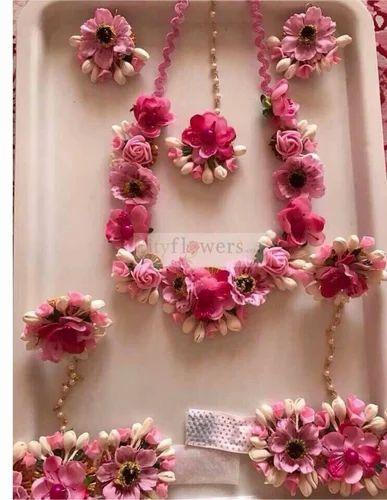 Priyanka Floral Jewellery Ahmednagar Manufacturer Of Haldi Floral