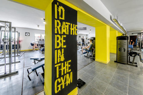 Gym Interior Design Services Gym Interior Designers